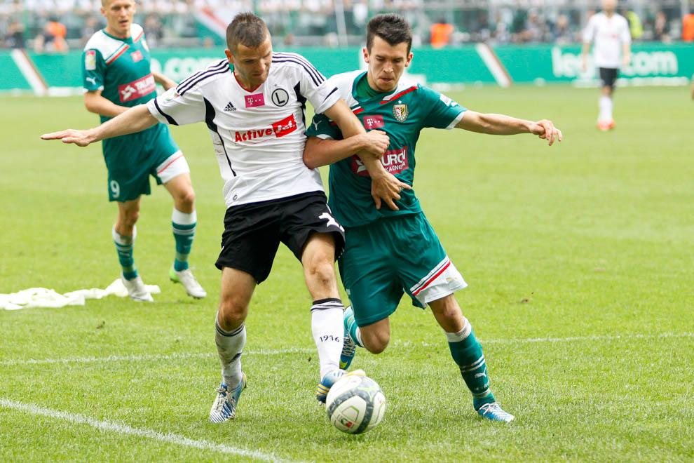 Legia Warszawa 5-0 Śląsk Wrocław - fot. Piotr Galas/Wiadomosci24.pl (zdjęcie 61 z 121)