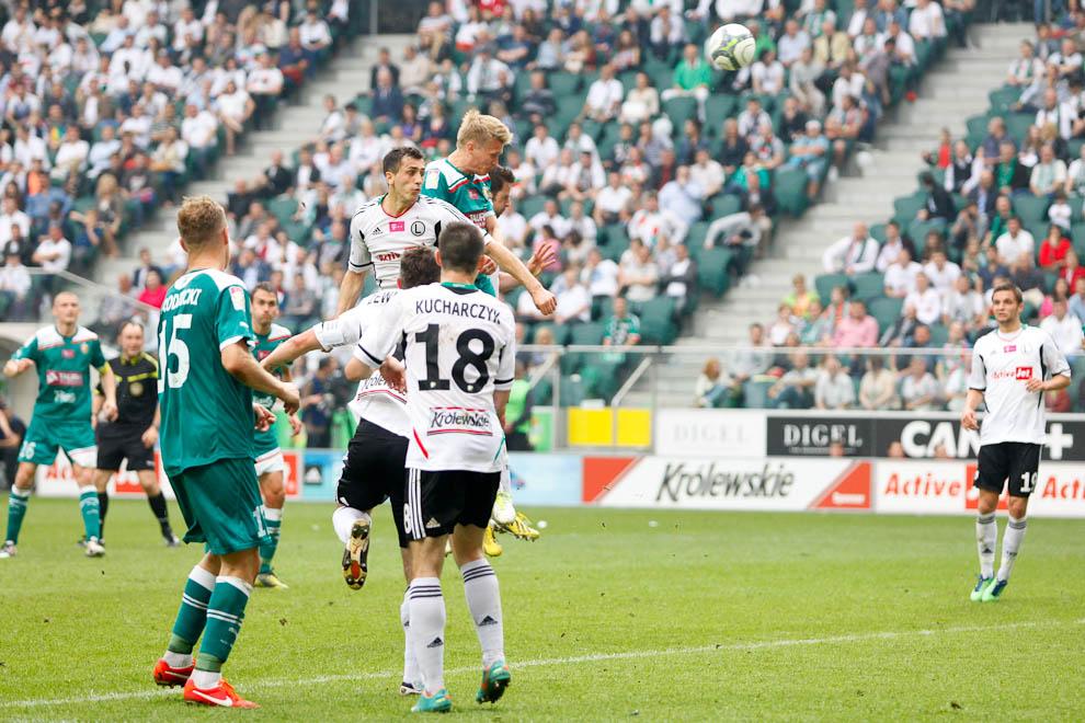 Legia Warszawa 5-0 Śląsk Wrocław - fot. Piotr Galas/Wiadomosci24.pl (zdjęcie 62 z 121)