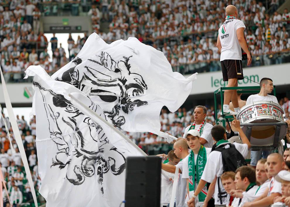Legia Warszawa 5-0 Śląsk Wrocław - fot. Piotr Galas/Wiadomosci24.pl (zdjęcie 63 z 121)