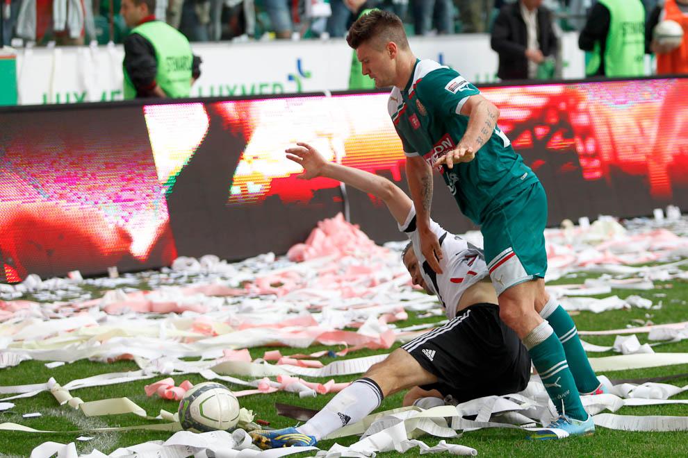Legia Warszawa 5-0 Śląsk Wrocław - fot. Piotr Galas/Wiadomosci24.pl (zdjęcie 64 z 121)