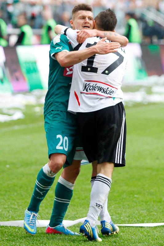Legia Warszawa 5-0 Śląsk Wrocław - fot. Piotr Galas/Wiadomosci24.pl (zdjęcie 66 z 121)