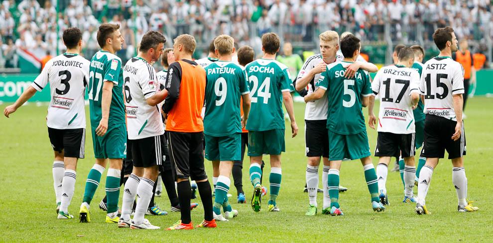 Legia Warszawa 5-0 Śląsk Wrocław - fot. Piotr Galas/Wiadomosci24.pl (zdjęcie 68 z 121)