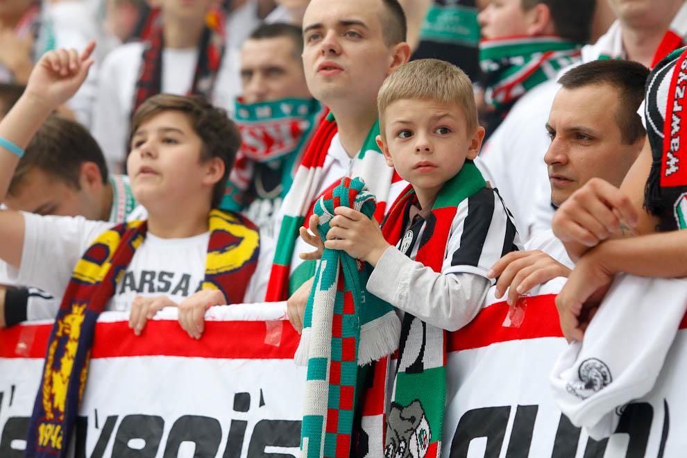 Legia Warszawa 5-0 Śląsk Wrocław - fot. Piotr Galas/Wiadomosci24.pl (zdjęcie 7 z 121)