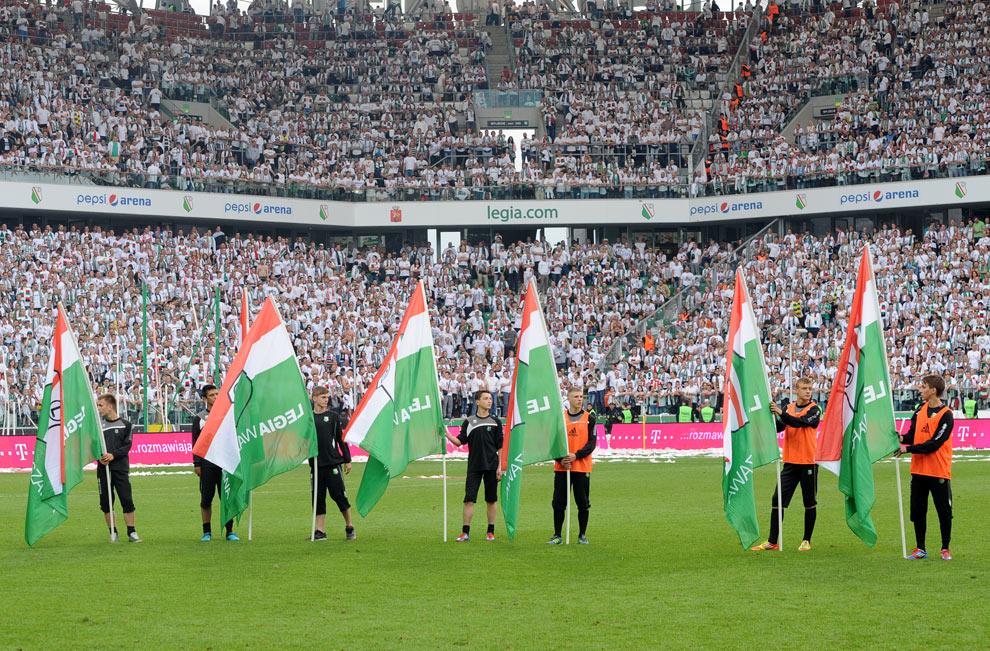 Legia Warszawa 5-0 Śląsk Wrocław - fot. Piotr Galas/Wiadomosci24.pl (zdjęcie 70 z 121)
