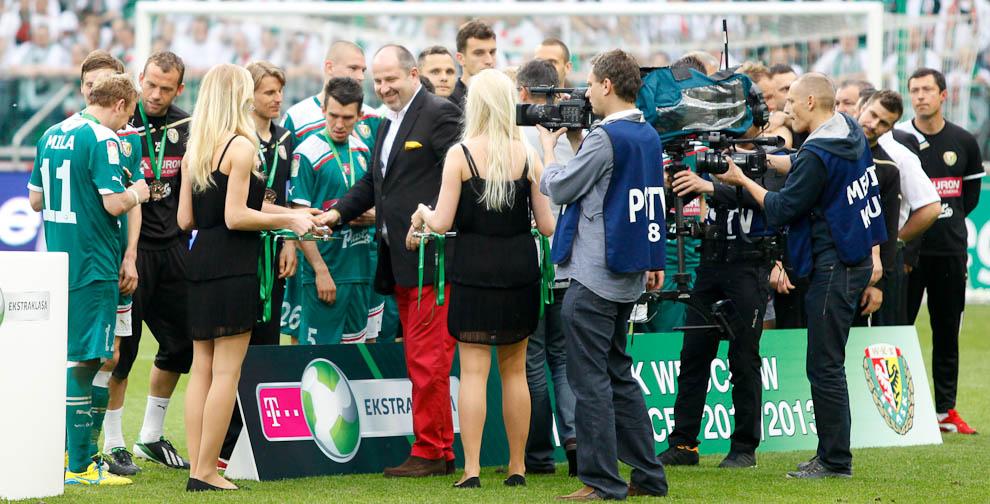 Legia Warszawa 5-0 Śląsk Wrocław - fot. Piotr Galas/Wiadomosci24.pl (zdjęcie 74 z 121)