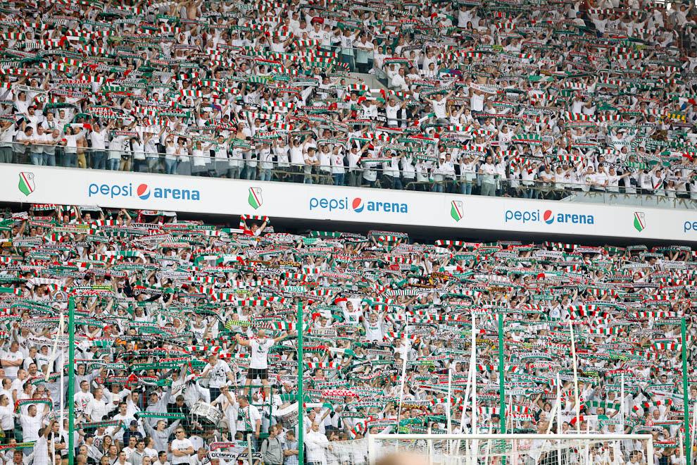 Legia Warszawa 5-0 Śląsk Wrocław - fot. Piotr Galas/Wiadomosci24.pl (zdjęcie 77 z 121)