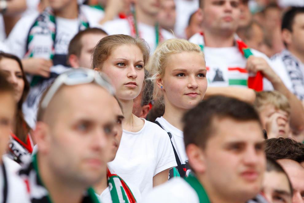 Legia Warszawa 5-0 Śląsk Wrocław - fot. Piotr Galas/Wiadomosci24.pl (zdjęcie 8 z 121)