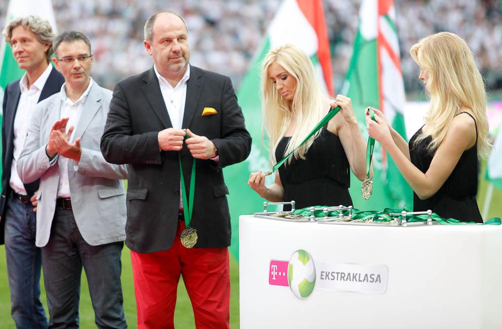 Legia Warszawa 5-0 Śląsk Wrocław - fot. Piotr Galas/Wiadomosci24.pl (zdjęcie 82 z 121)