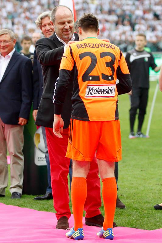 Legia Warszawa 5-0 Śląsk Wrocław - fot. Piotr Galas/Wiadomosci24.pl (zdjęcie 83 z 121)