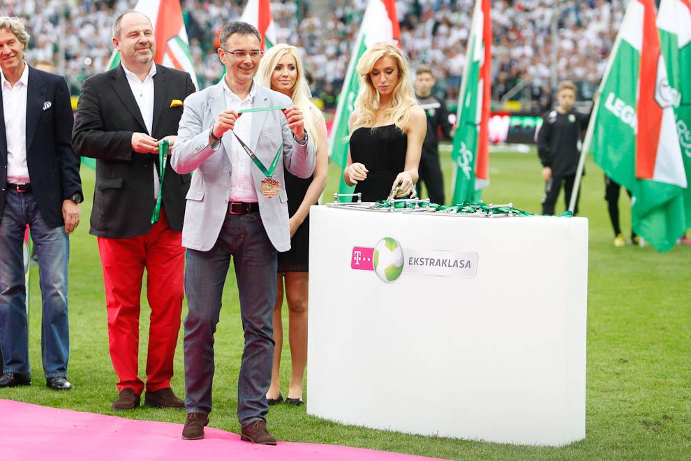 Legia Warszawa 5-0 Śląsk Wrocław - fot. Piotr Galas/Wiadomosci24.pl (zdjęcie 86 z 121)