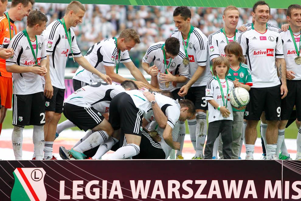 Legia Warszawa 5-0 Śląsk Wrocław - fot. Piotr Galas/Wiadomosci24.pl (zdjęcie 87 z 121)