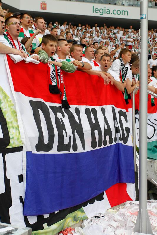 Legia Warszawa 5-0 Śląsk Wrocław - fot. Piotr Galas/Wiadomosci24.pl (zdjęcie 9 z 121)