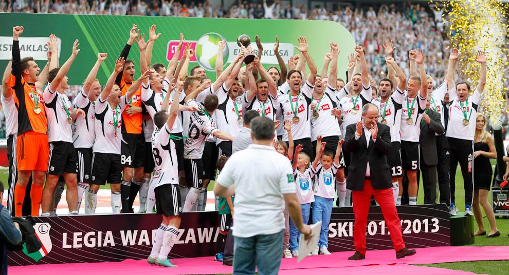 Legia Warszawa 5-0 Śląsk Wrocław - fot. Piotr Galas/Wiadomosci24.pl (zdjęcie 90 z 121)