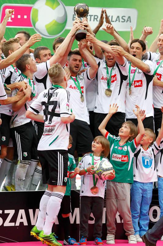 Legia Warszawa 5-0 Śląsk Wrocław - fot. Piotr Galas/Wiadomosci24.pl (zdjęcie 91 z 121)