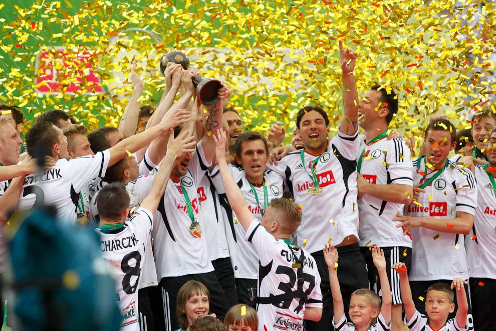 Legia Warszawa 5-0 Śląsk Wrocław - fot. Piotr Galas/Wiadomosci24.pl (zdjęcie 92 z 121)