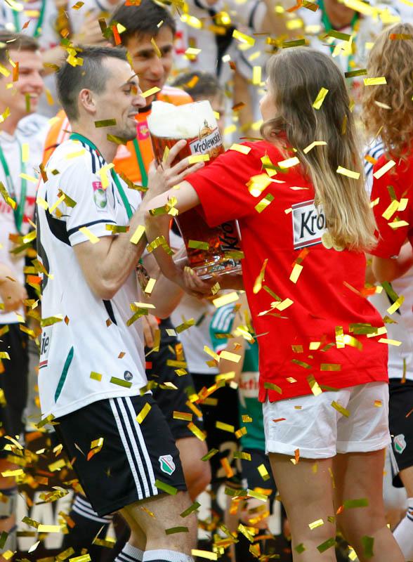 Legia Warszawa 5-0 Śląsk Wrocław - fot. Piotr Galas/Wiadomosci24.pl (zdjęcie 94 z 121)