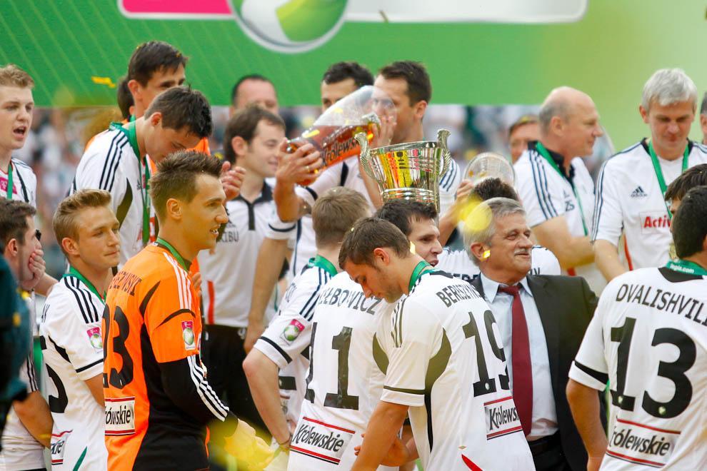Legia Warszawa 5-0 Śląsk Wrocław - fot. Piotr Galas/Wiadomosci24.pl (zdjęcie 96 z 121)
