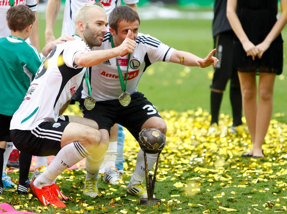 Legia Warszawa 5-0 Śląsk Wrocław - fot. Piotr Galas/Wiadomosci24.pl (zdjęcie 97 z 121)