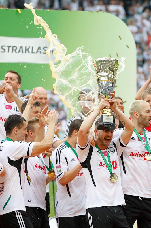 Legia Warszawa 5-0 Śląsk Wrocław - fot. Piotr Galas/Wiadomosci24.pl (zdjęcie 98 z 121)