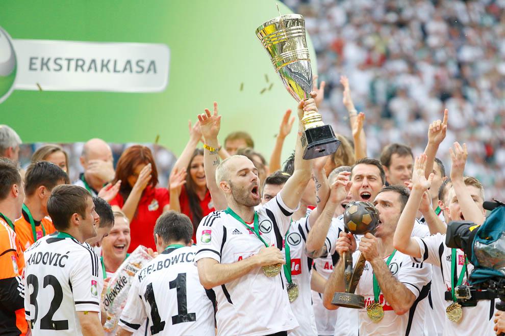 Legia Warszawa 5-0 Śląsk Wrocław - fot. Piotr Galas/Wiadomosci24.pl (zdjęcie 99 z 121)