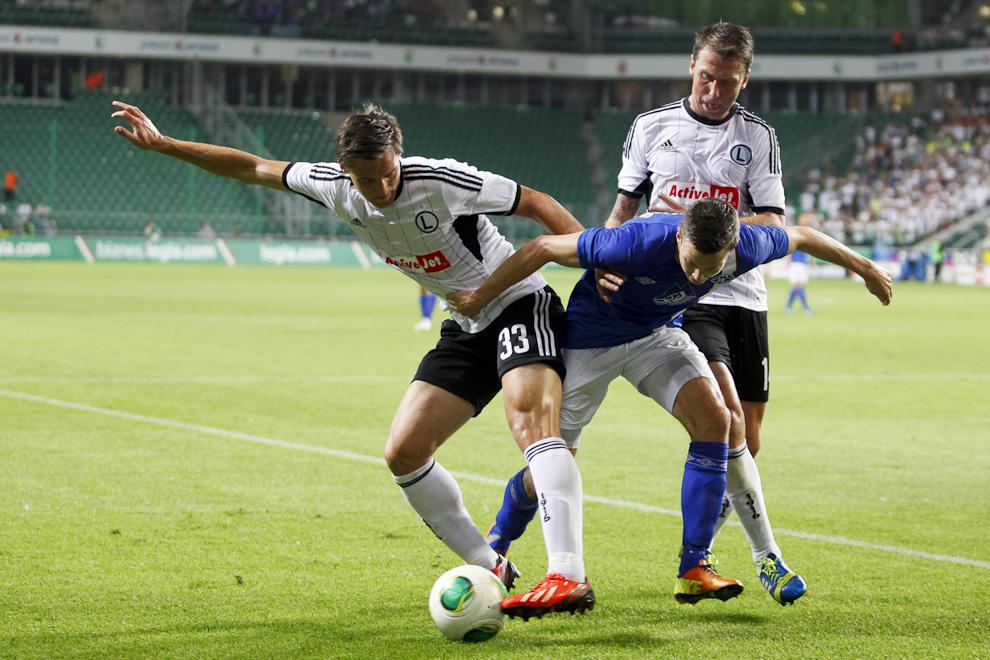 Legia Warszawa 0-0 Molde FK - fot. Piotr Galas (wiadomosci24.pl) (zdjęcie 10 z 66)