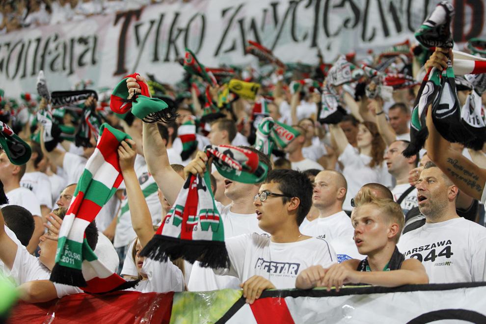 Legia Warszawa 0-0 Molde FK - fot. Piotr Galas (wiadomosci24.pl) (zdjęcie 11 z 66)
