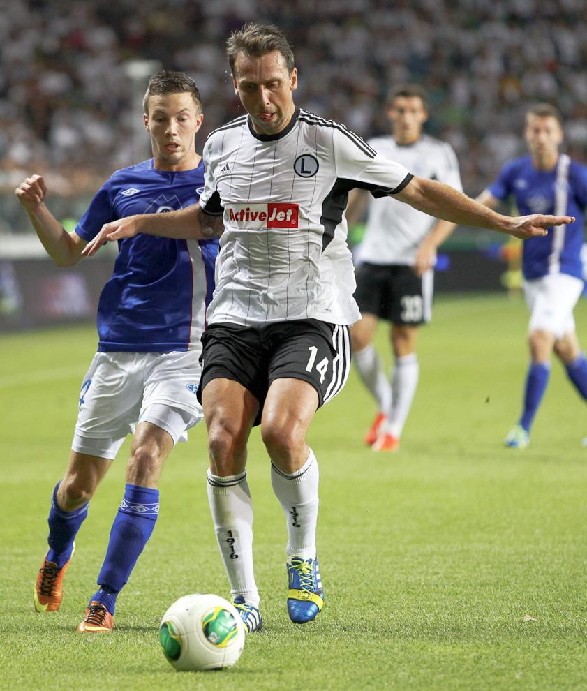 Legia Warszawa 0-0 Molde FK - fot. Piotr Galas (wiadomosci24.pl) (zdjęcie 12 z 66)
