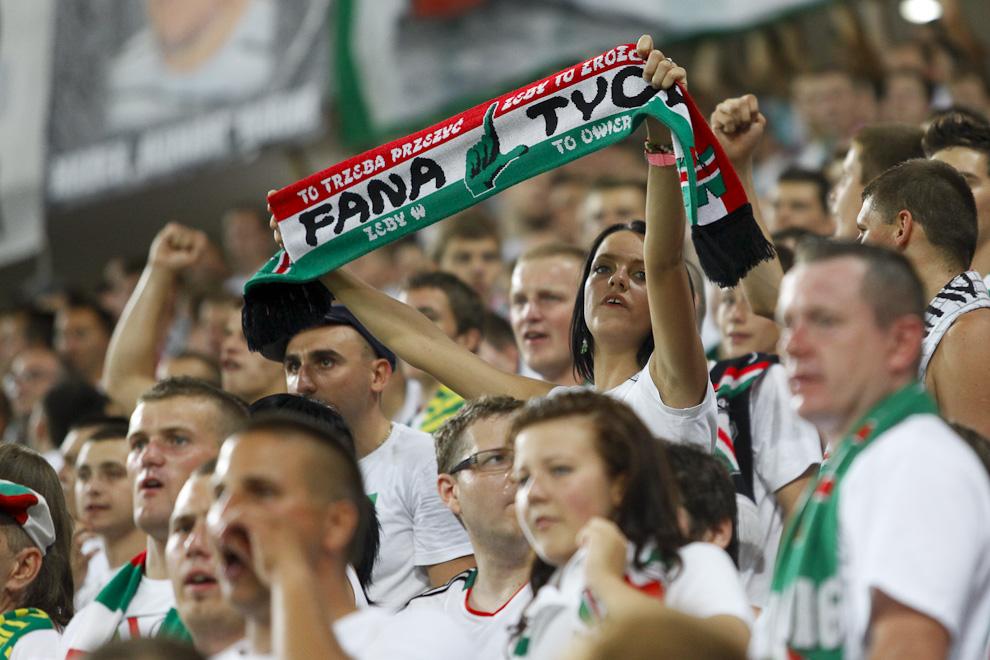 Legia Warszawa 0-0 Molde FK - fot. Piotr Galas (wiadomosci24.pl) (zdjęcie 13 z 66)