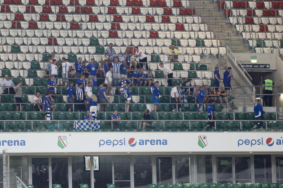 Legia Warszawa 0-0 Molde FK - fot. Piotr Galas (wiadomosci24.pl) (zdjęcie 16 z 66)