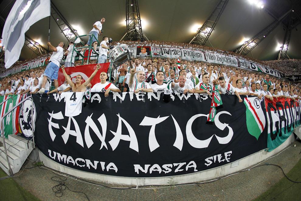 Legia Warszawa 0-0 Molde FK - fot. Piotr Galas (wiadomosci24.pl) (zdjęcie 2 z 66)