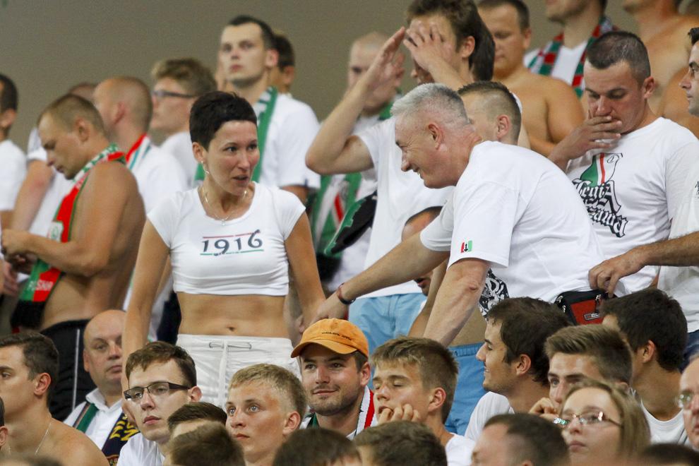 Legia Warszawa 0-0 Molde FK - fot. Piotr Galas (wiadomosci24.pl) (zdjęcie 21 z 66)