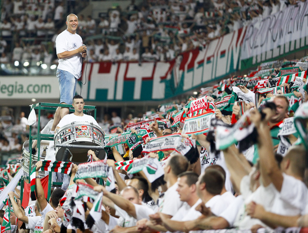 Legia Warszawa 0-0 Molde FK - fot. Piotr Galas (wiadomosci24.pl) (zdjęcie 22 z 66)