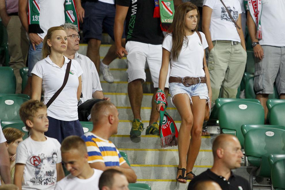 Legia Warszawa 0-0 Molde FK - fot. Piotr Galas (wiadomosci24.pl) (zdjęcie 25 z 66)