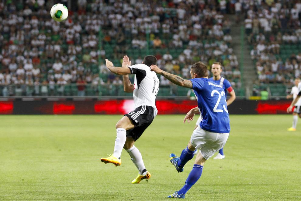 Legia Warszawa 0-0 Molde FK - fot. Piotr Galas (wiadomosci24.pl) (zdjęcie 28 z 66)