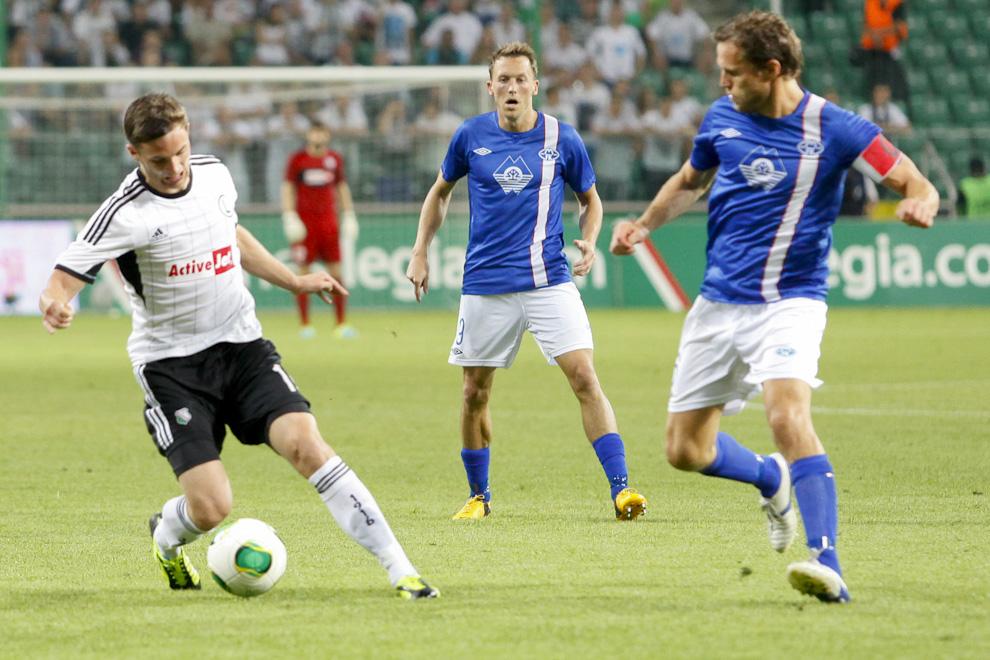 Legia Warszawa 0-0 Molde FK - fot. Piotr Galas (wiadomosci24.pl) (zdjęcie 29 z 66)