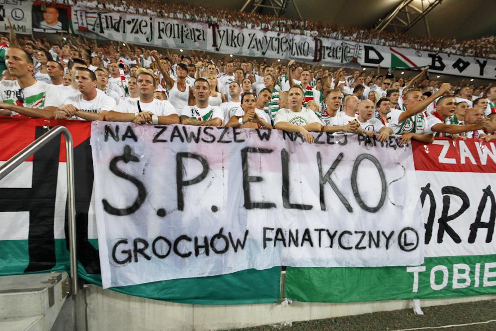 Legia Warszawa 0-0 Molde FK - fot. Piotr Galas (wiadomosci24.pl) (zdjęcie 3 z 66)