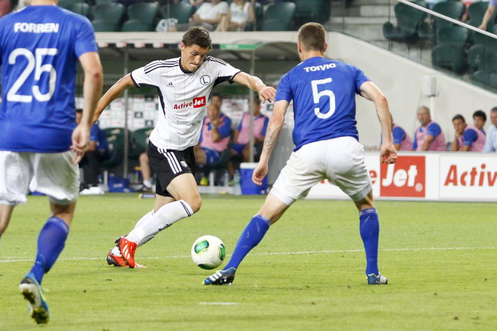 Legia Warszawa 0-0 Molde FK - fot. Piotr Galas (wiadomosci24.pl) (zdjęcie 31 z 66)
