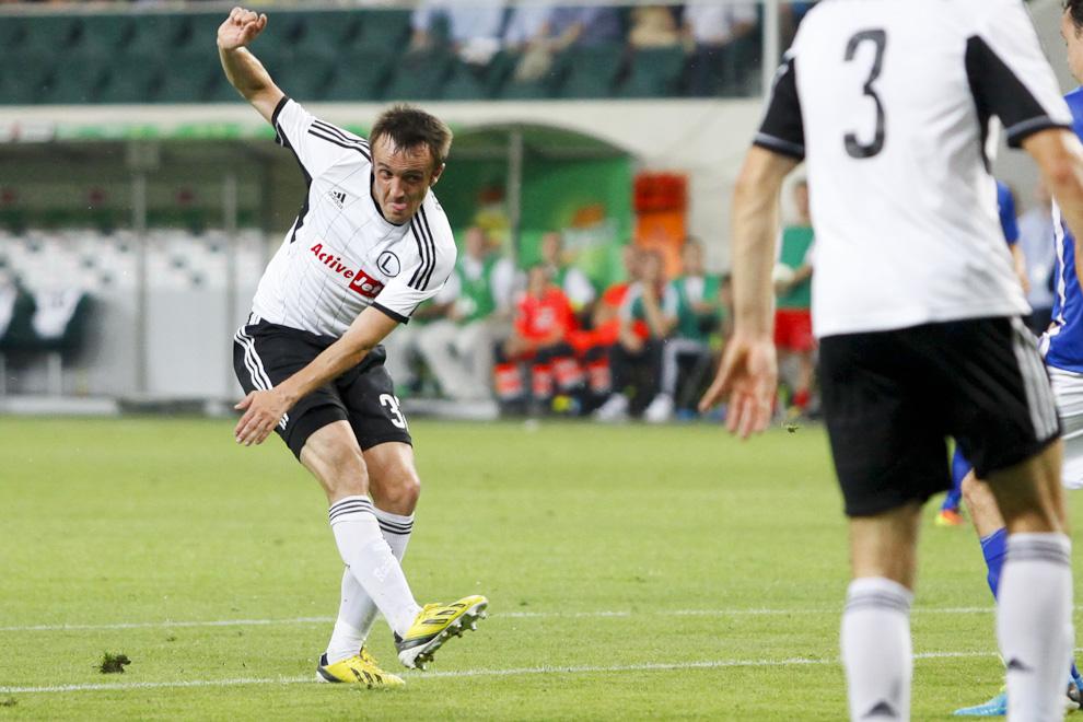 Legia Warszawa 0-0 Molde FK - fot. Piotr Galas (wiadomosci24.pl) (zdjęcie 32 z 66)