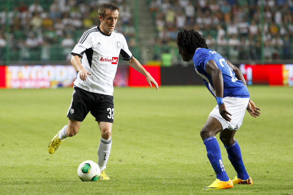 Legia Warszawa 0-0 Molde FK - fot. Piotr Galas (wiadomosci24.pl) (zdjęcie 33 z 66)