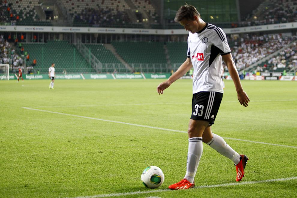 Legia Warszawa 0-0 Molde FK - fot. Piotr Galas (wiadomosci24.pl) (zdjęcie 34 z 66)