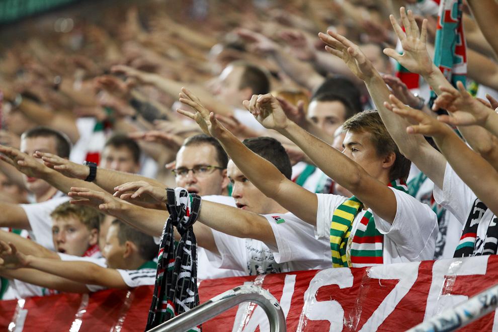 Legia Warszawa 0-0 Molde FK - fot. Piotr Galas (wiadomosci24.pl) (zdjęcie 35 z 66)