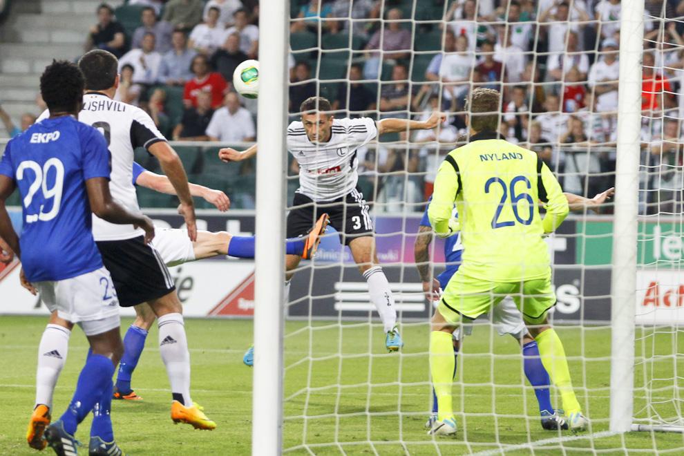 Legia Warszawa 0-0 Molde FK - fot. Piotr Galas (wiadomosci24.pl) (zdjęcie 37 z 66)