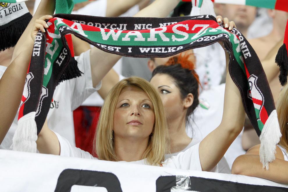 Legia Warszawa 0-0 Molde FK - fot. Piotr Galas (wiadomosci24.pl) (zdjęcie 39 z 66)