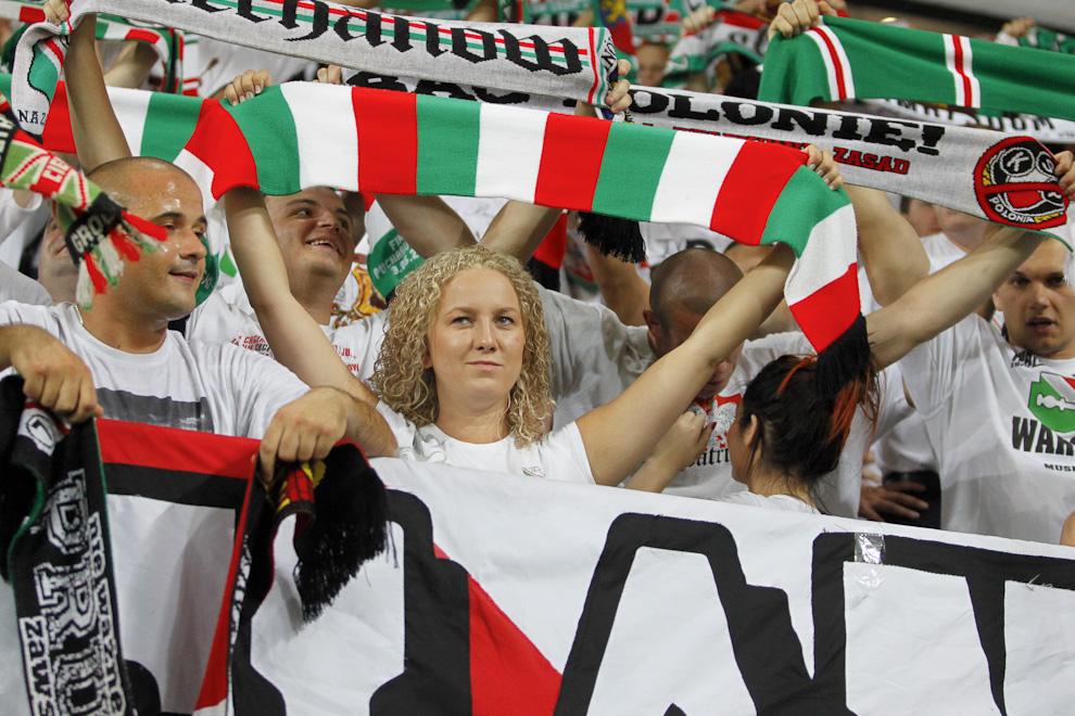 Legia Warszawa 0-0 Molde FK - fot. Piotr Galas (wiadomosci24.pl) (zdjęcie 4 z 66)
