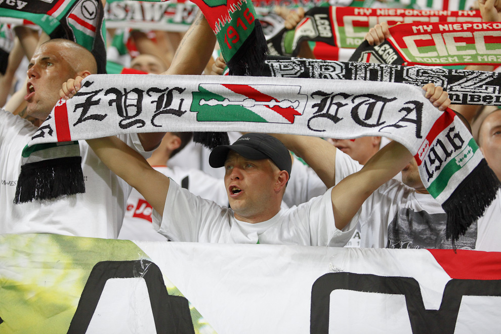 Legia Warszawa 0-0 Molde FK - fot. Piotr Galas (wiadomosci24.pl) (zdjęcie 40 z 66)