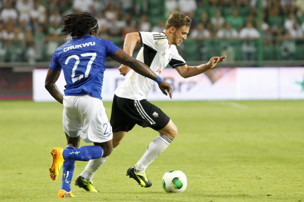 Legia Warszawa 0-0 Molde FK - fot. Piotr Galas (wiadomosci24.pl) (zdjęcie 43 z 66)