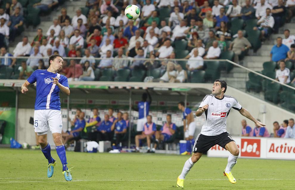 Legia Warszawa 0-0 Molde FK - fot. Piotr Galas (wiadomosci24.pl) (zdjęcie 46 z 66)