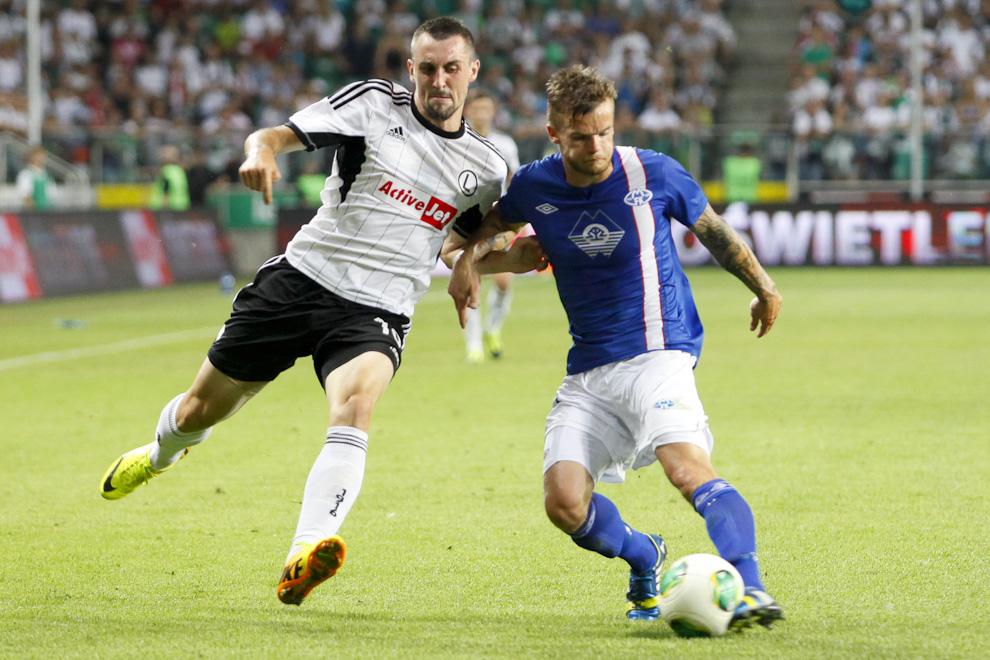 Legia Warszawa 0-0 Molde FK - fot. Piotr Galas (wiadomosci24.pl) (zdjęcie 49 z 66)