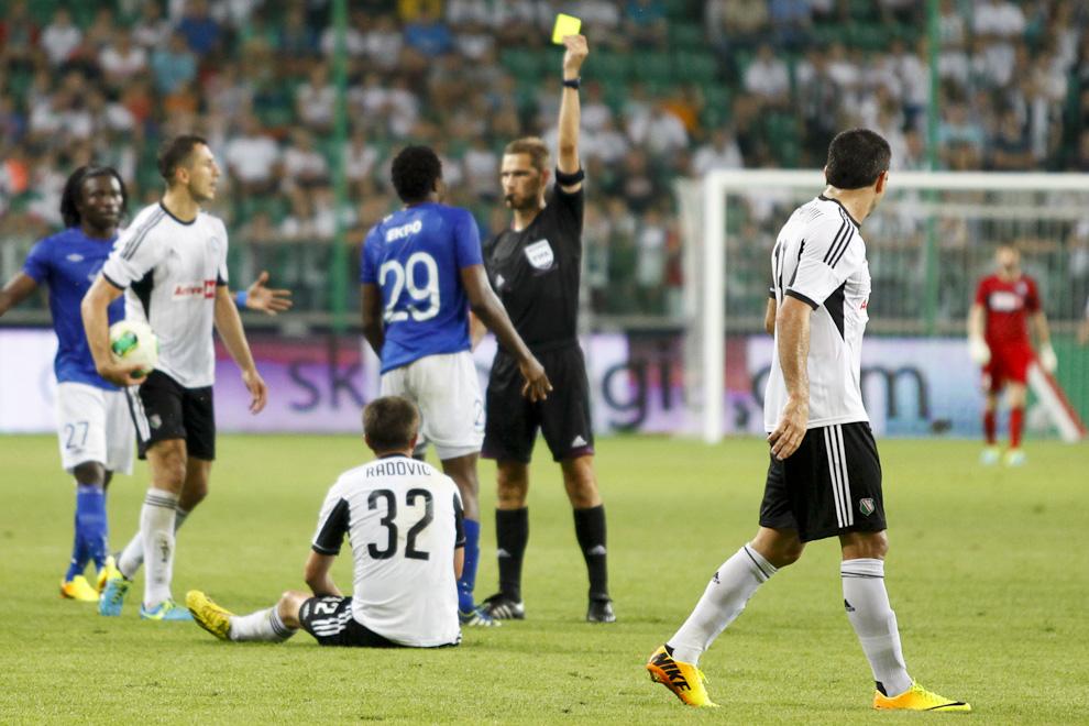 Legia Warszawa 0-0 Molde FK - fot. Piotr Galas (wiadomosci24.pl) (zdjęcie 51 z 66)