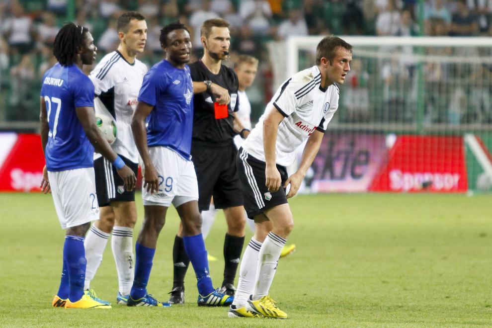 Legia Warszawa 0-0 Molde FK - fot. Piotr Galas (wiadomosci24.pl) (zdjęcie 52 z 66)